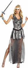 DREAMGIRL ONE HOT KNIGHT MEDIEVAL ROMAN WARRIOR ADULT HALLOWEEN COSTUME SMALL