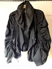 Junya Watanabe Comme des Garcons Giacca Nero S-M Couture Giappone