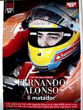 Poster Story Top Ten della Ferrari Fernando Alonso Il Matador  [AS3] -161