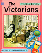 Sally Hewitt The Victorians (Starting History) Very Good Book
