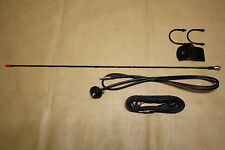 To suit Nissan Patrol GQ 1987-97 , AM/FM bullbar mount antenna kit.