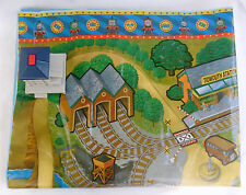Thomas & Friends All Around Sodor Electronic Padded Play Mat, easy-clean vinyl