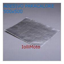 PROTEZIONE PARACALORE ADESIVO MATERIALE ISOLANTE PELLICOLA IN ALLUMINIO 500x500