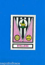 # CALCIATORI PANINI 1967-68 - Figurina-Sticker - BIELLESE SCUDETTO - Rec
