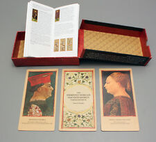 VISCONTI SFORZA 15th CENT. FULL SIZE REPLICA TAROT CARD DECK NEW 2015 ED.