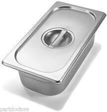 NEW Jenn-Air Warming Drawer 1/3 Size Warm Pan with Lid W10242694A