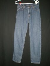 Vintage Levis Made in USA Blue Jeans Juniors Size 11M W:31 H:42 R:12 I:32