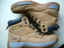 DeWALT Bolster beige Safety Boots UK8 - 42