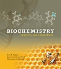 Biochemistry : Concepts and Connections Plus MasteringChemistry with EText --...