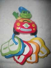 Leap Frog Baby Counting Musical Car Keys
