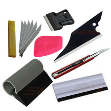 7in1 Car Tint Tools Kit Turbo Squeegee for Sticker Wrapping Application USA