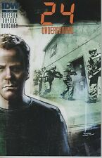 24 Underground #3 FOX TV television show series comic book Jack Bauer