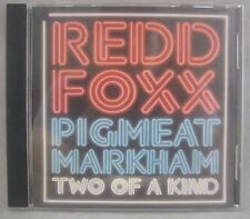 Rare Redd Foxx & Pigmeat Markham Two Of A Kind Comedy CD