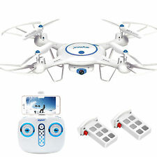 Syma X5UW Wifi FPV Drone with 720P HD Camera 2.4Ghz RC Quadcopter wExtra Battery