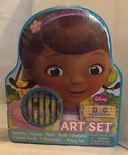 Artistic Studios Disney Doc McStuffins Art Set - NEW