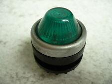 Leuchtmelder Signalleuchte Lampe Green Glass Lights Steuerkasten Steuerung Zippo