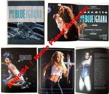 DANCING AT THE BLUE IGUANA - Hannah - FRENCH PRESSBOOK