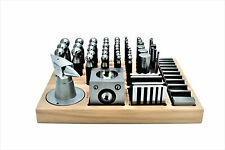 Proops 56 Pc Steel Doming Dapping Block Punch Swage Set Jewellery Making J1475
