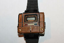 Takara Diaclone Kronoform Gold (worn) Watch & Strap
