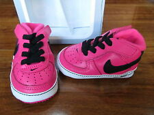 New Nike Newborn Force 1 Gift Pack CB Infant Girls Sz 2c PINK 325337-004 $38.