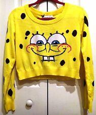 Moschino Couture X Jeremy Scott SpongeBob SquarePants Crop Top