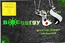 Powerful Magnetic Quantum Bio Scalar Energy Pendant Necklace Balance Chain Power
