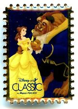 "Japan Disney on Classic ""A Magical Night"" Belle & Beast Dancing Pin"