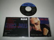 GEORGE JONES/WALLS CAN FALL(MCA/MCAD-10652)CD ALBUM