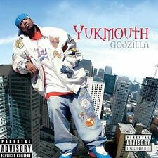 Godzilla [PA] by Yukmouth (CD, Aug-2003, Rap-A-Lot)