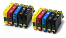 10 Xl Cartucho De Tinta Para Epson xp-412 XP-212 Xp-215 XP-312 xp-315 xp-415 Impresoras
