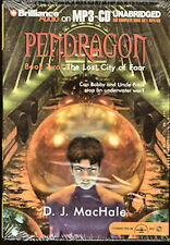 Audio book - Pendragon 2: Lost City Of Faar by D J MacHale    -     MP3-CD