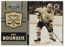 2010-11 Certified Champions 1 Ray Bourque 156/500