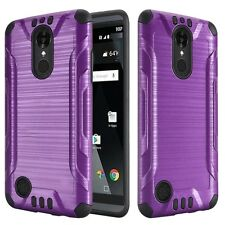 Combat Hybrid Case Phone Cover for LG Aristo LV3 MS210 K8 2017