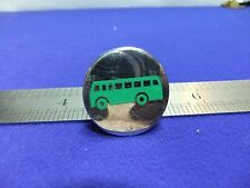 vtg badge coach bus driver conductor ? gaunt 1940s 50s ? school transport psv ?