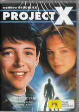 PROJECT X (1987 Matthew Broderick)  -  DVD  UK Compatible