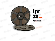 "RMGI RTM BASF 1/4"" Reel to Reel Tape LPR35 3600ft 1100m  10.5"" Authorised Dealr"