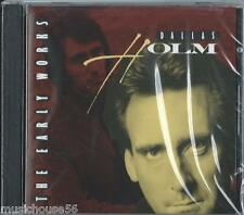 DALLAS HOLM - The Early Works - Christian Music CCM Pop Worship CD