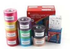11 rolls 3NS Kinesiology Sports Muscle Care Tex Tape 9 Colors Made in KOREA