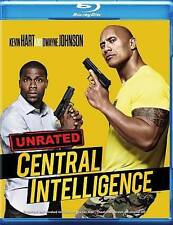 Central Intelligence Blu Ray Brand New Movie Ships Worldwide