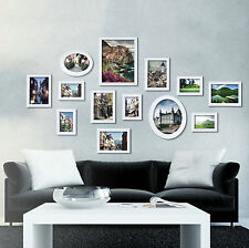 US 13 Pcs Wall Hanging Photo Frame Set Picture Display Modern Art Home Decor