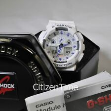 "-NEW- Casio Big G-Shock Watch ""Just Released"" GA100A-7A"