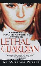 Lethal Guardian by M. William Phelps (2016, CD, Abridged)