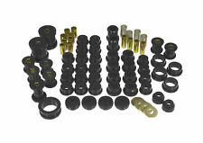Prothane 84-96 Chevy C4 Corvette Complete TOTAL Suspension Bushing Kit (BLACK)