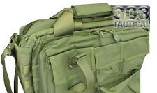303 TACTICAL COMBAT BAG FOR YOUR ,LAPTOP, IPAD, PISTOLS, KIT, MAGS OR AMMO GREEN