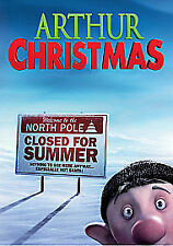Arthur Christmas (Blu-ray, 2012) Ultra Violet Digital code only