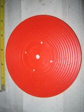 Fisher Price Record Player 995 Bright Orange Camptown Race Children Marching 4