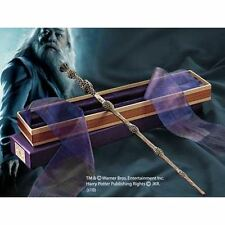 Official Professor Dumbledores Wand in Ollivanders Box - Collectors Noble New UK