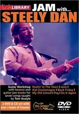 LICK LIBRARY Learn to Play JAM WITH STEELY DAN Kid Charlemagne Josie GUITAR DVD