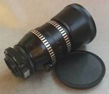 TILT/SHIFT Sonnar 2.8/180mm Carl Zeiss Jena TS lens for Canon EOS cameras EXC.