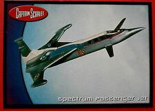 El capitán escarlata-tarjeta #70 espectro de pasajeros Jet-Tarjetas inc. 2001